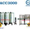 Dây chuyền sản xuất nước tinh khiết VACC3000